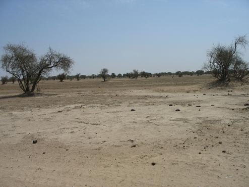 Das Klima wandelt Burkina Faso.