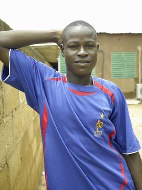 Hamidou als Präsident von Burkina Faso?